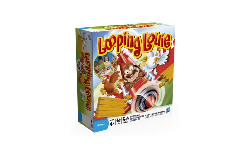Looping Louie ist lustig