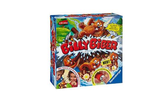 Billy Biber Geschenkidee