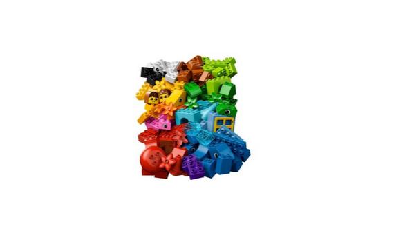 Duplo-Steine in der XXL-Box