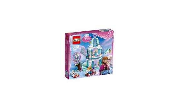 Elsa's funkelnder Eispalast