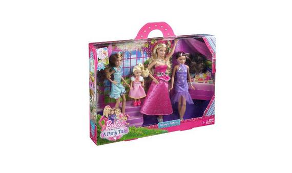 Barbie und ihre Schwestern