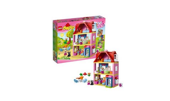 Duplo: Spielhaus & Wohnhaus für die Familie