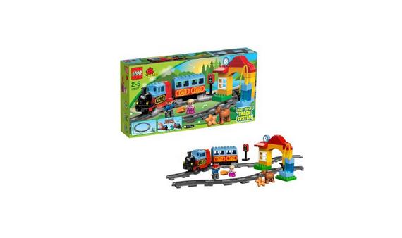 "Duplo: Eisenbahn-Set ""Start"""