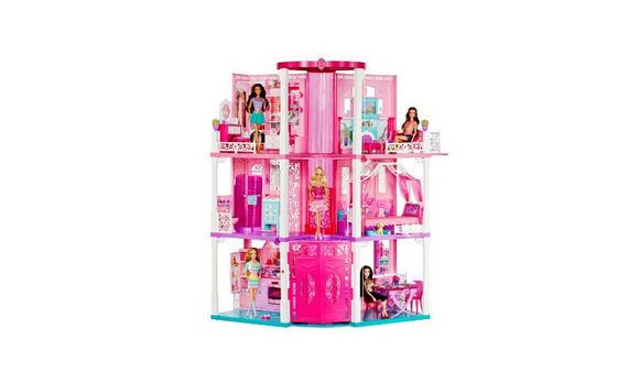 Traumvilla für Barbies