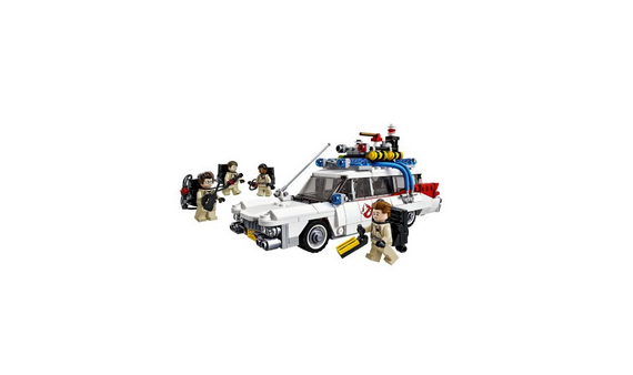 LEGO: Ghostbusters-Auto ECTO-1