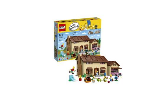 LEGO: Das Simpsons Haus
