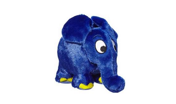 Sendung mit der Maus Elefant-Kuscheltier