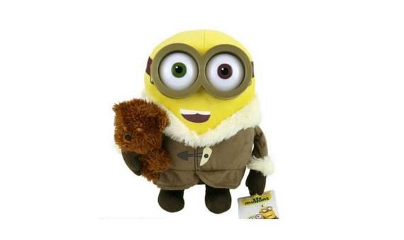 Minions Plüschtier: Bob