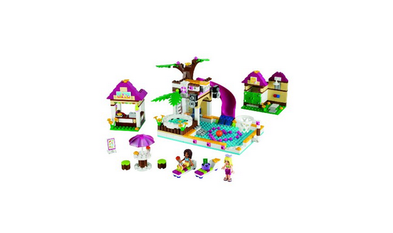 Lego Friends: Schwimmbad