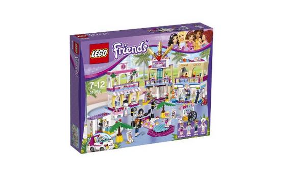 Heartlake Einkaufszentrum von Lego Friends