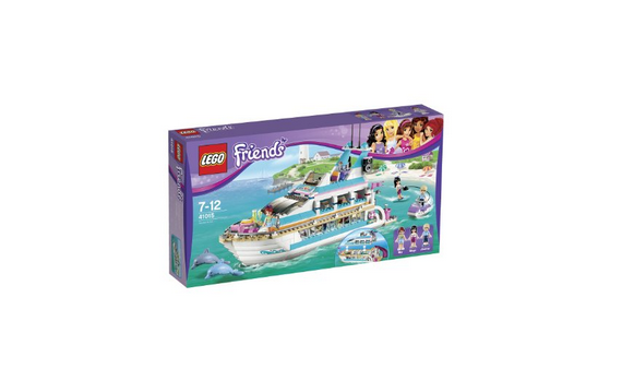 Lego Friends: Yacht