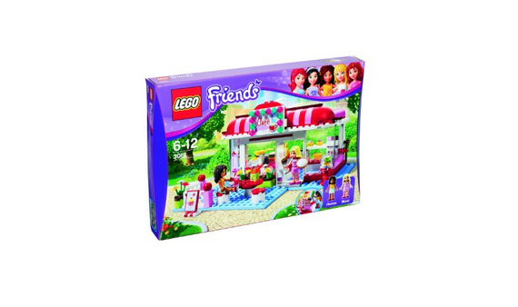 Lego Friends: Cafe