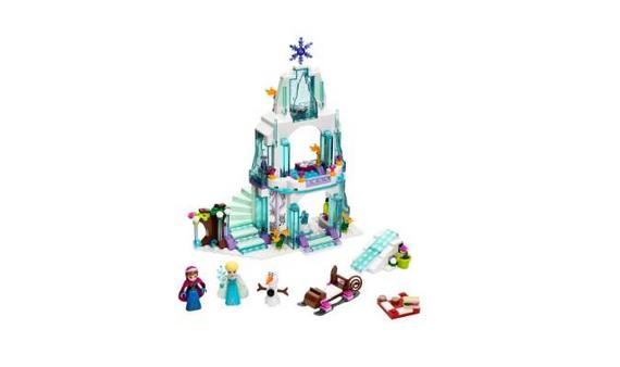 Die Eiskönigin: Palast