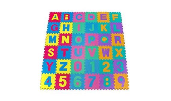 Lernteppich & Spielmatte